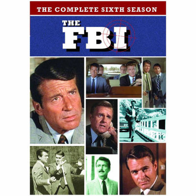 Fbi Complete Sixth Season