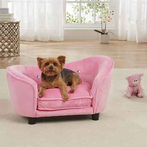 Enchanted Home Ultra Plush Snuggle Pet Sofa