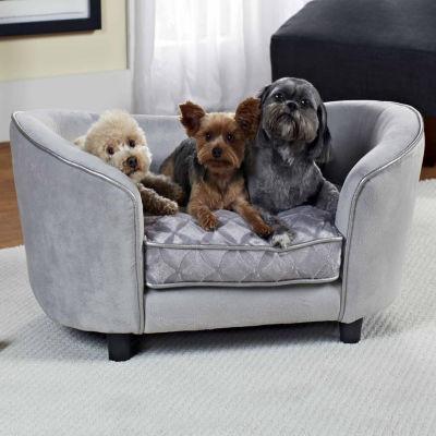 Enchanted Home Quicksilver Pet Sofa
