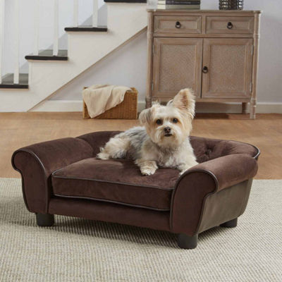 Enchanted Home Ultra Plush Cleo Pet Sofa