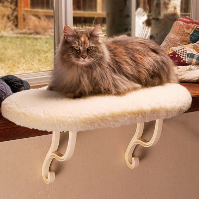 Thermo-Kitty Sill™ Heated Cat Window Perch