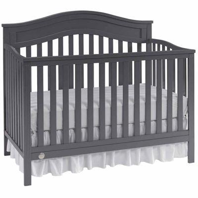 Fisher Price Aubree Convertilbe Crib Grey