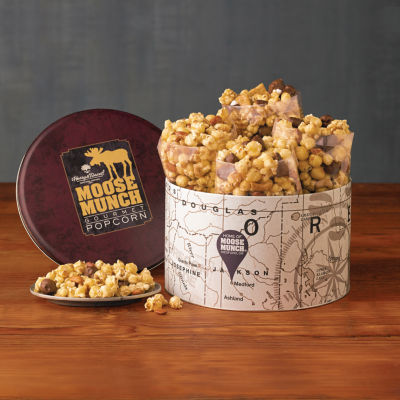 Harry and David Moose Munch Gift Tin