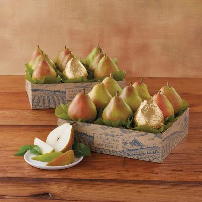 Harry and David 2 Boxes of Royal Riviera Pears