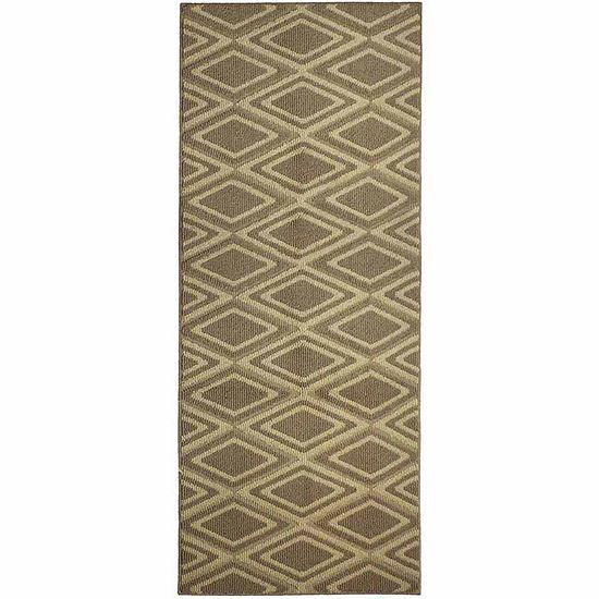 Jean Pierre All Loop Sean Decorative Textured Rectangular Accent Rug