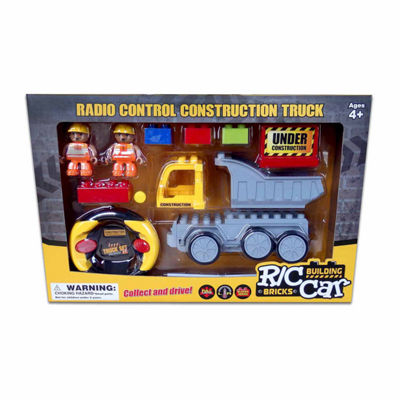 Playtek - Radio Controlled DIY Construction Truck
