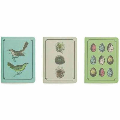 Gartner Studios® Mini Bird Purse Journals 3 count