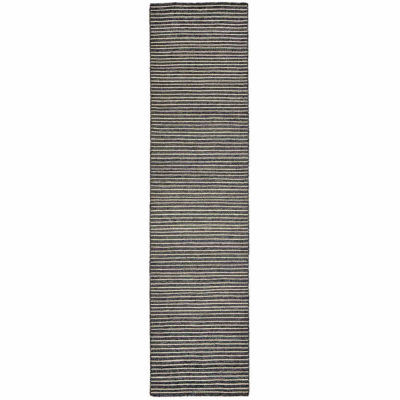 Liora Manne Mojave Pencil Stripe Indoor/Outdoor Rug