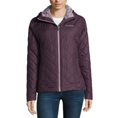 Columbia Copper Crest Taffeta Midweight Quilted Jacket