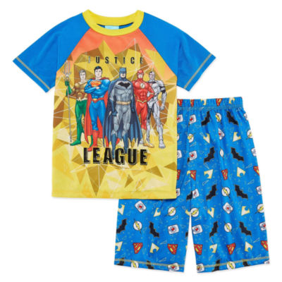 2-pc. Justice League Pajama Set Boys