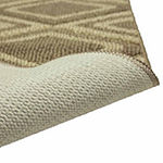 Jean Pierre All Loop Sean Decorative Textured Rectangular Accent Rug