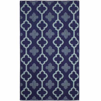 Jean Pierre All Loop Yapi Decorative Textured Rectangular Accent Rug