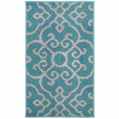 Jean Pierre Nevio Loop Rectangular Accent Rug