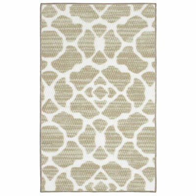 Structures Kohl Textured Rectangular Accent Rug