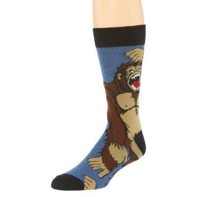 Reckless 1 Pair Crew Socks-Mens