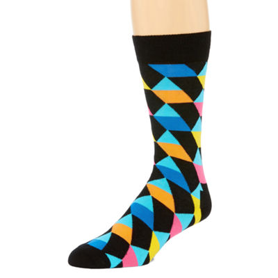 HS By Happy Socks 1 Pair Crew Socks-Mens