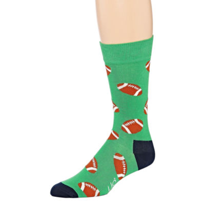 HS By Happy Socks 1 Pair Extended Crew Socks-Mens