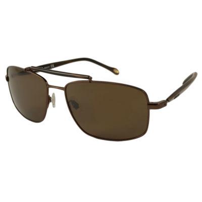 Square Polarized Sunglasses-Unisex