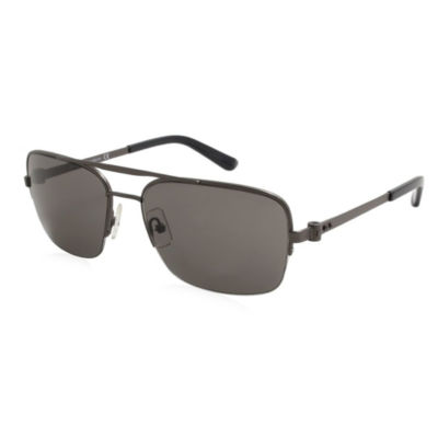 Calvin Klein Aviator Sunglasses-Unisex