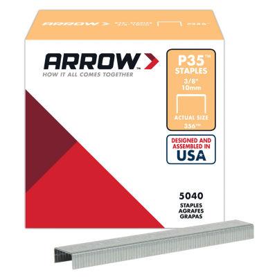 """Arrow Fastener 356 3/8"""" P35  Staples"""
