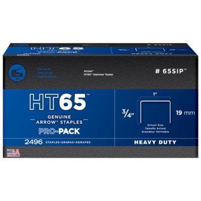 "Arrow Fastener 65Sip 3/4"" Ht65 Staples"""