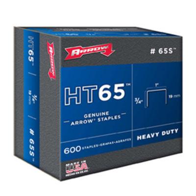Arrow Fastener 65S 3/4IN Ht65 Staples