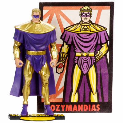 DC Comics The Watchmen Ozymandias Figure