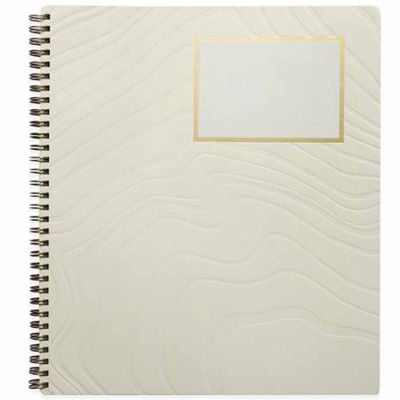 Russell+Hazel® Single Subject Notebook Bone