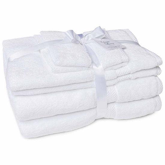 Hopewell 6-pc. Bath Towel Set
