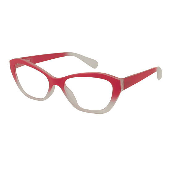 Gabriel + Simone Reading Glasses - Ruby
