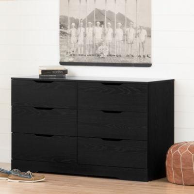 Holland 6-Drawer Double Dresser