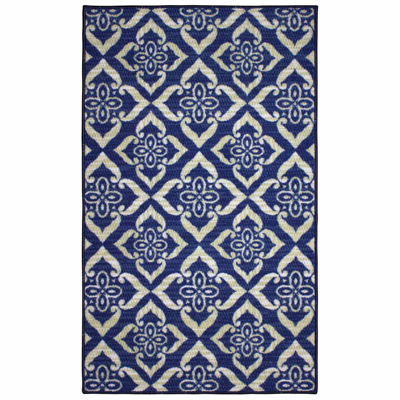 Structures Catarina Textured Rectangular Accent Rug