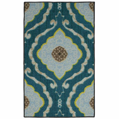 Structures Julianna Textured Rectangular Accent Rug