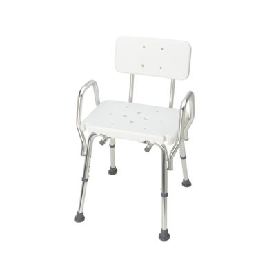 DMI Heavy-Duty Bath and Shower Chair