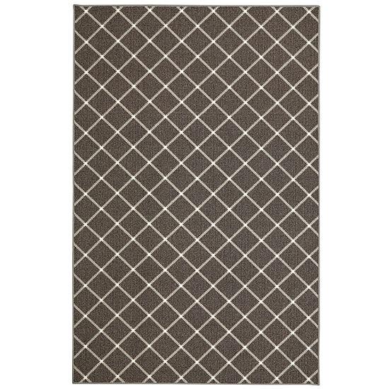 Mohawk Home Alistair Printed Rectangular Indoor Rugs