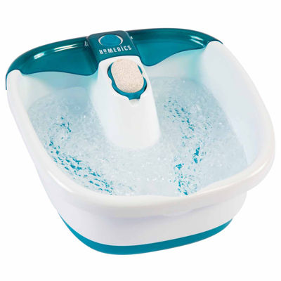 HoMedics Bubble Mate Foot Spa with Heat
