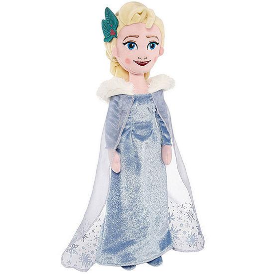 disney frozen elsa medium plush