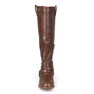 Journee Collection Walla Wide Calf Riding Boots