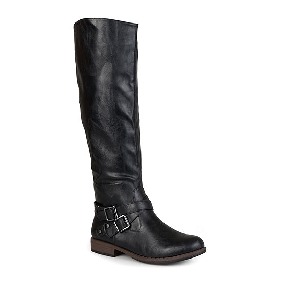 Journee Collection Womens April Riding Boots