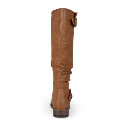 Journee Collection Stormy Riding Boots - Wide Calf
