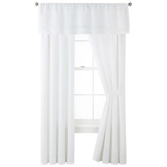 Liz Claiborne® Aria 2-Pack Curtain Panels