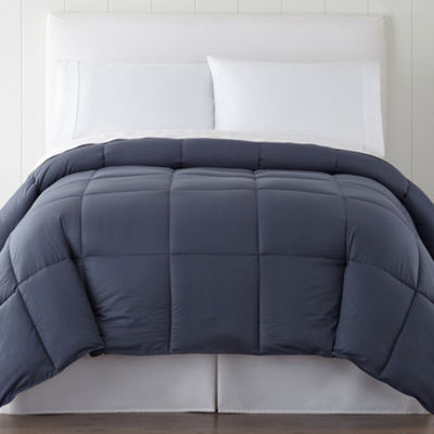 JCPenney Home™ Bouclé Down-Alternative Comforter