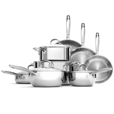 OXO® Pro 13-pc. Stainless Steel Cookware Set