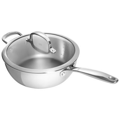 OXO® Pro 3½-qt. Stainless Steel Saucepan with Lid