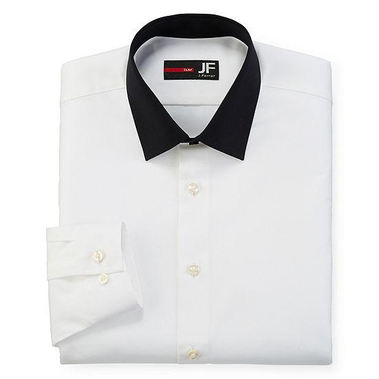 4ac05acd6dda4 JF J. Ferrar® Easy Care Dress Shirt - Slim Fit - JCPenney