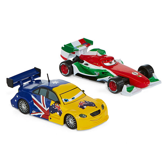 Disney Collection Cars 2 Pk Francesco Frosty Toy Cars