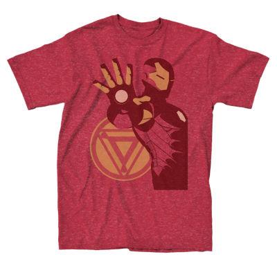 Short Sleeve Avengers Graphic T-Shirt