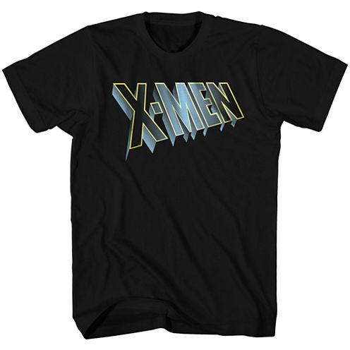 Marvel Xmen Logo Graphic T-Shirt