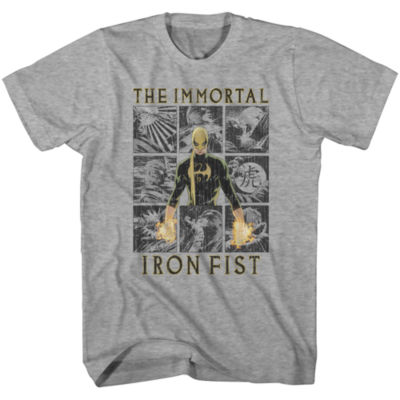 Marvel Immortal Iron Fist Graphic Tee