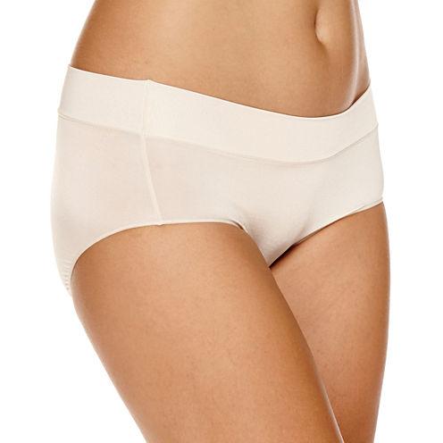 Jockey® Line-Free Wide Waist Hipster Panties - 1346